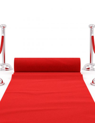 Red Carpet Set