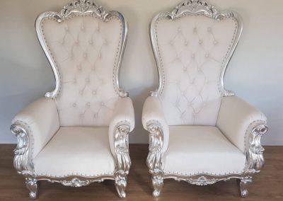 Silver Throne